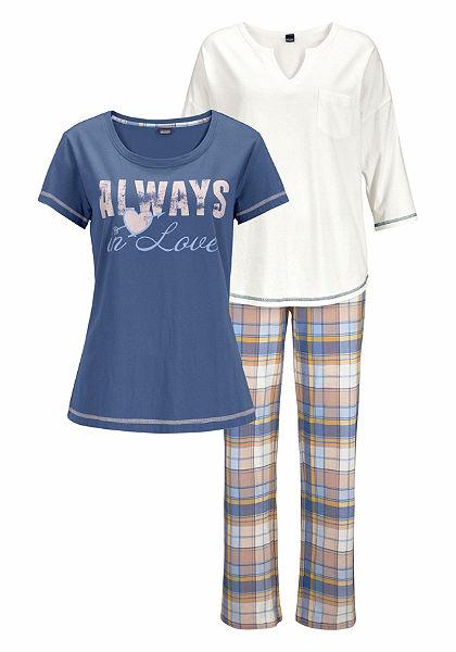 Pyžamová souprava (3-dílná), Arizona