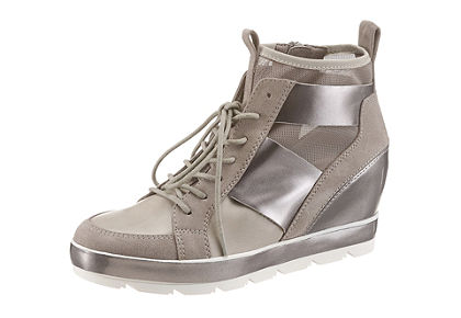 Tamaris telitalpú sneaker csillogó részekkel