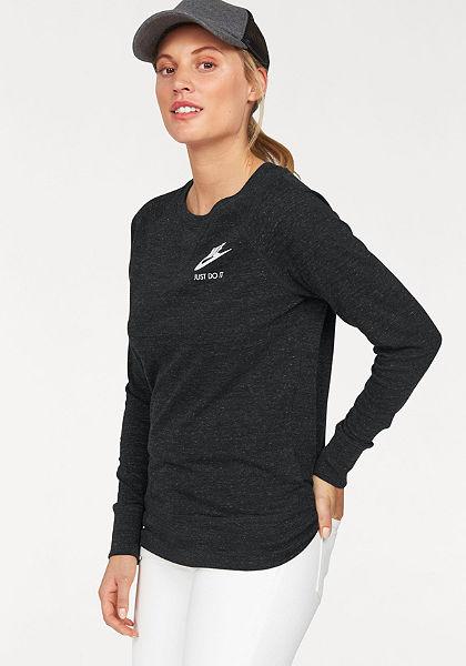 Nike Tričko s dlhým rukávom »NSW GYM VINTAGE CREW«