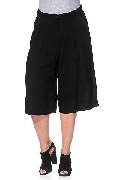 Kalhotová sukně