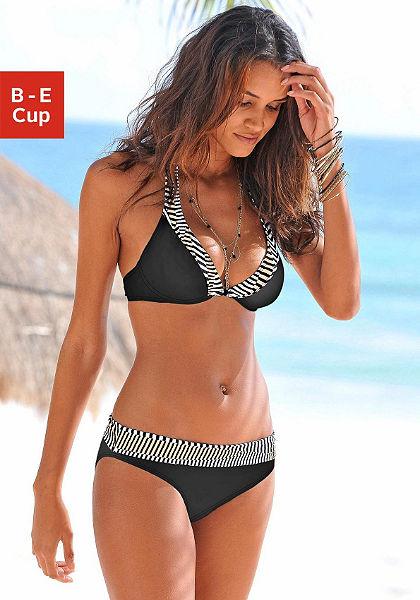 Merevítős bikini felső, sunseeker