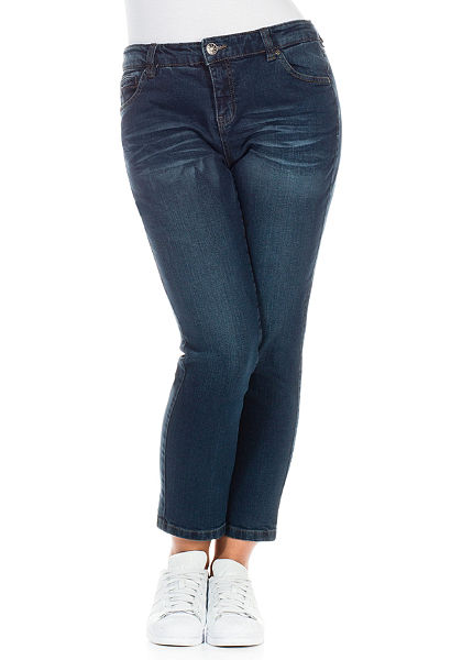sheego Denim 7/8 džíny