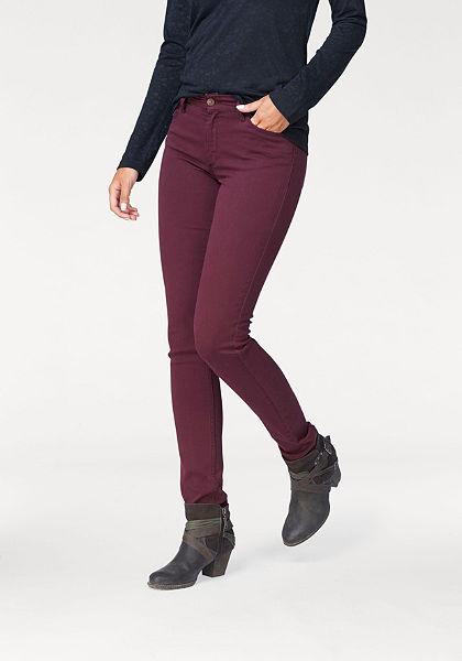 Cross Jeans® džíny s pěti kapsami »Anya«