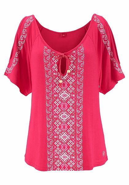 s.Oliver RED LABEL Letné tričko