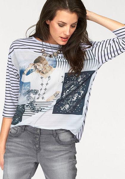 Aniston Tričko s 3/4 rukávem