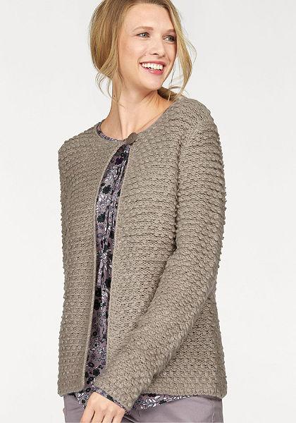Cheer Dlhý pletený sveter