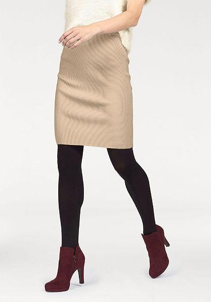 Tamaris Pletená sukňa