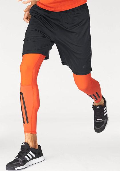 adidas Performance Sportovní šortky »SPEED SHORT GRADIENT«