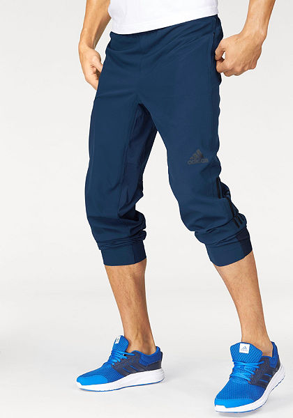 adidas Performance Športové nohavice »WORKOUT PANT CLIMACOOL WOVEN«