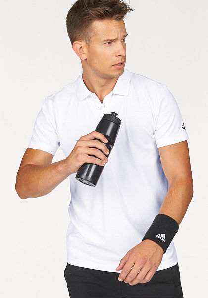 adidas Performance Tričko polo »ESSENTIALS BASE POLO«