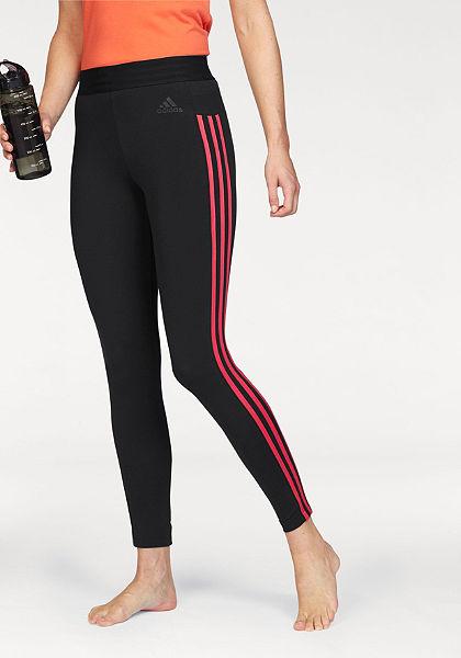 adidas Performance legging »ESSENTIALS 3 STRIPES TIGHT«
