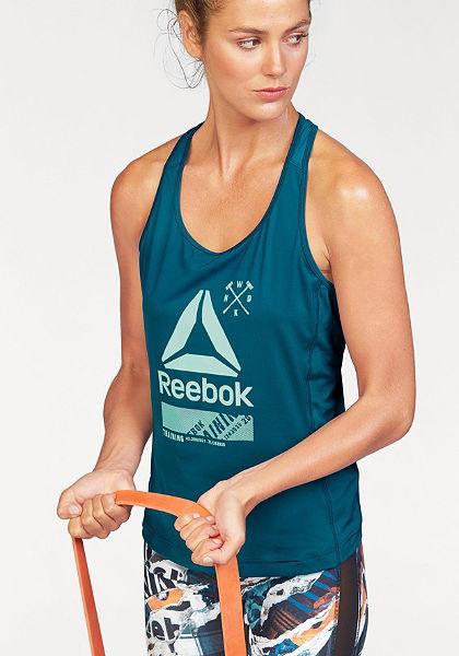 Reebok Sportovní top »ACTIVCHILL GRAPHIC TANK«
