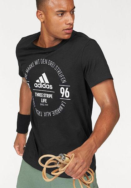 adidas Performance Tričko »LOGO TEE«