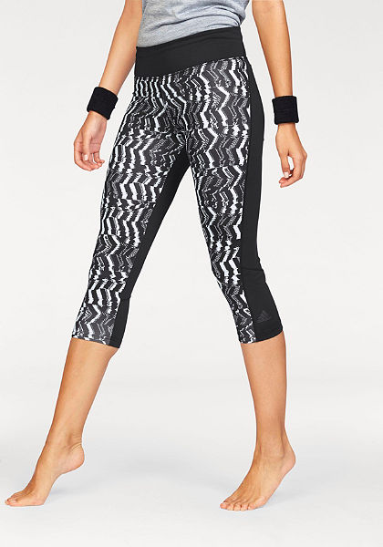 adidas Performance funkcionális sport legging »D2M 3/4 TIGHT«