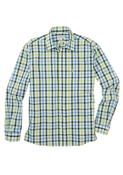Almsach Krojová košeľa s výšivkou loga