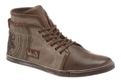 Spieth & Wensky Pánska obuv so zipsom