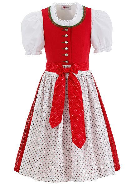 Turi Landhaus 3 részes gyerek dirndl ruha