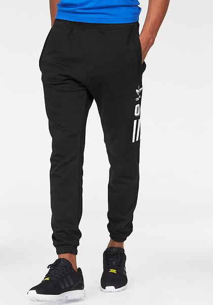 adidas Originals kalhoty na běhání
