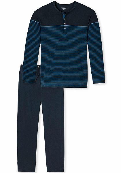 Schiesser hosszú pizsama
