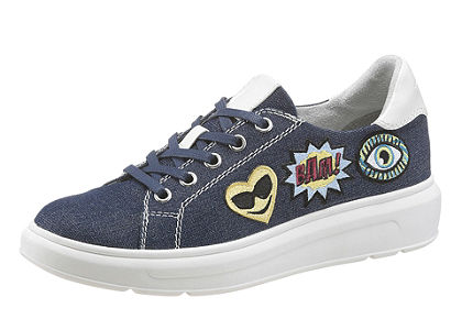 Tamaris magasítot talpú sneaker cipő