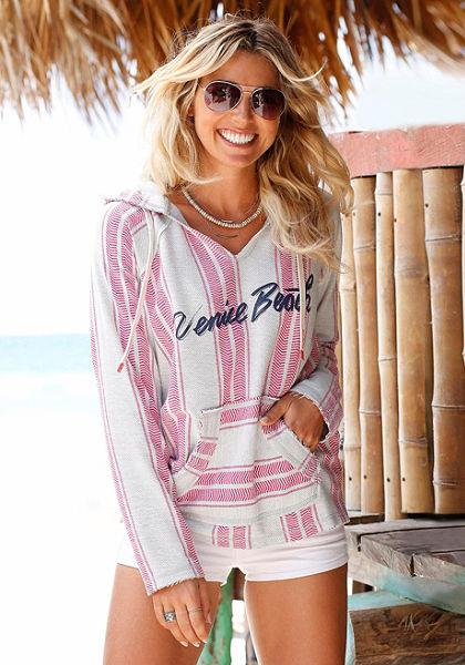 Venice Beach Mikina s kapucí