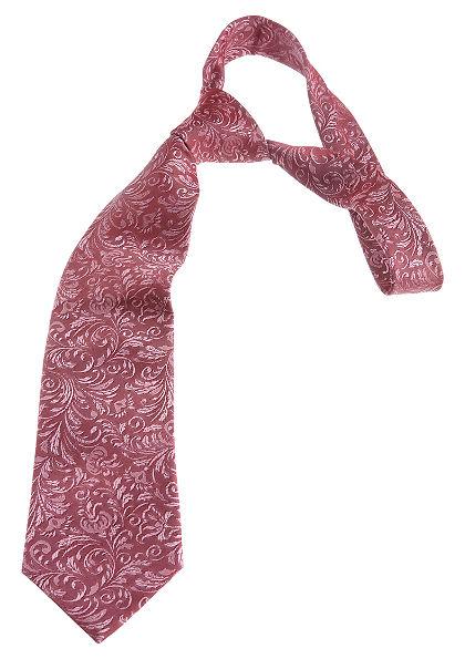 Krojová kravata v lesklom vzhľade