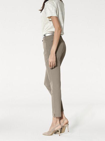 ASHLEY BROOKE by Heine alakformáló streccs nadrág has eltüntető funkcióval