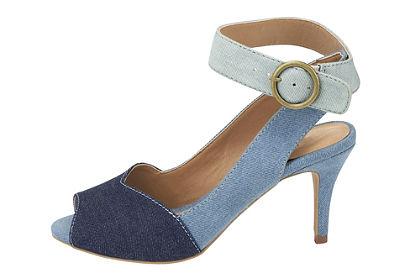 heine Sandále, ihličkový podpätok, elegantný dizajn