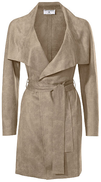 Műbőr kabát