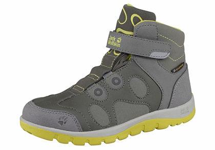Jack Wolfskin outdoorové topánky »Providence Texapore Mid Velcro Kids«