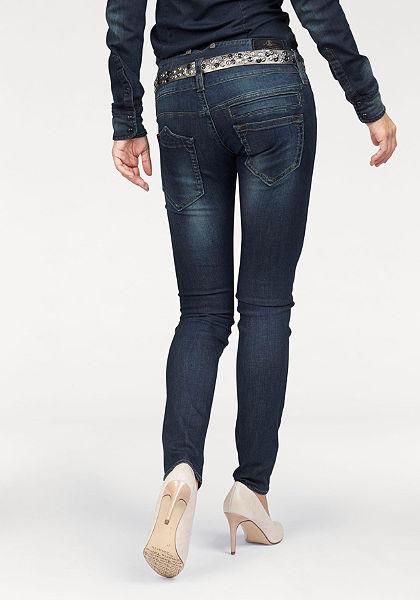 Herrlicher Rúrkové džínsy »Pitch Slim«