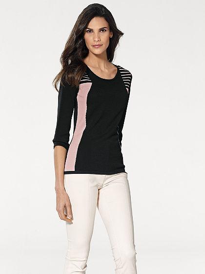 ASHLEY BROOKE by heine Pletený pulovr