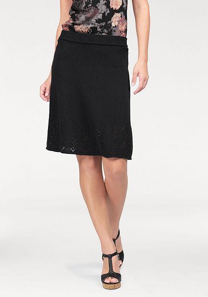 Boysen's Pletená sukně