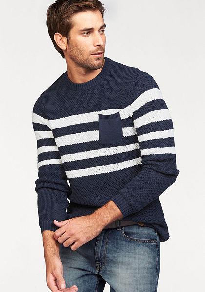Rhode Island kötött pulóver