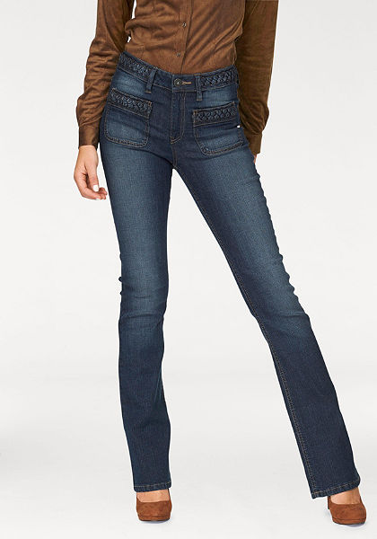 Arizona Rozšírené džínsy