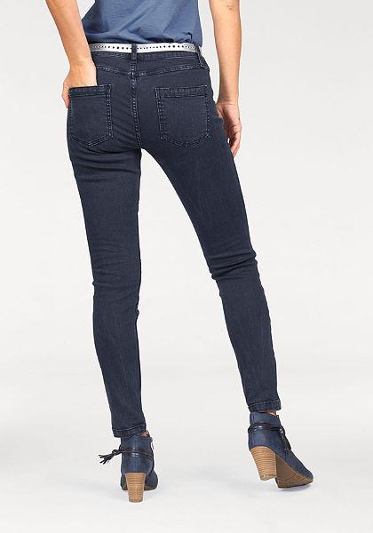 s.Oliver RED LABEL Úzké džíny