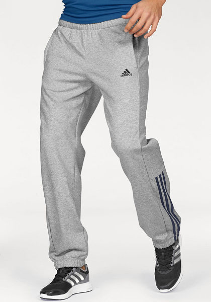 adidas Performance Teplákové nohavice »ESSENTIALS 3S MID PANT FRENCH TERRY«