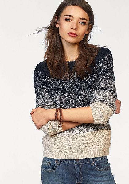 LTB Pruhovaný pulóver »Becomi«