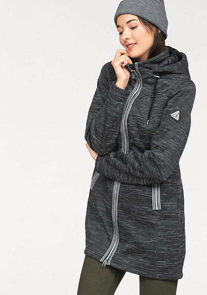 Maria Höfl-Riesch krátky kabát