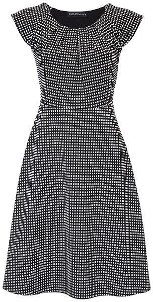 PATRIZIA DINI by heine Elastické šaty, minimalistický dizajn
