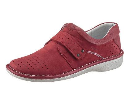 KACPER Nazouvací boty na suchý zip