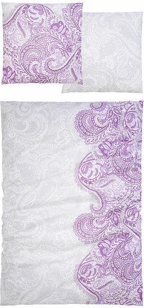 Posteľná bielizeň, my home Selection »Shila« jemný vzor