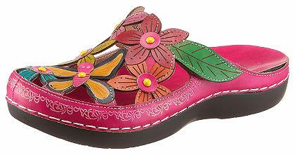 LAURA VITA Nazouvací obuv