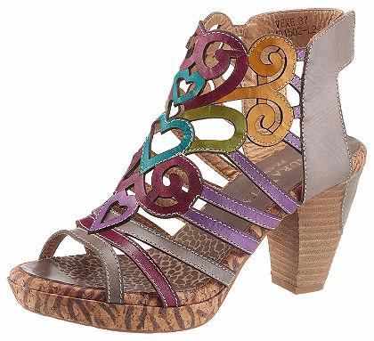 LAURA VITA Sandále