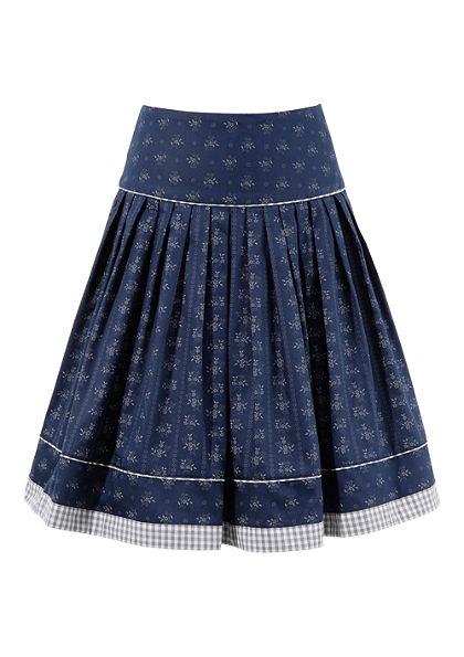 Berwin & Wolff Krojová sukňa vtradičnom dizajne