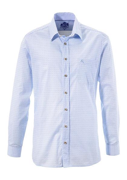 Hammerschmid Krojová košeľa s malou výšivkou