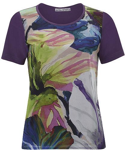 ASHLEY BROOKE by heine Halenkové tričko s květy