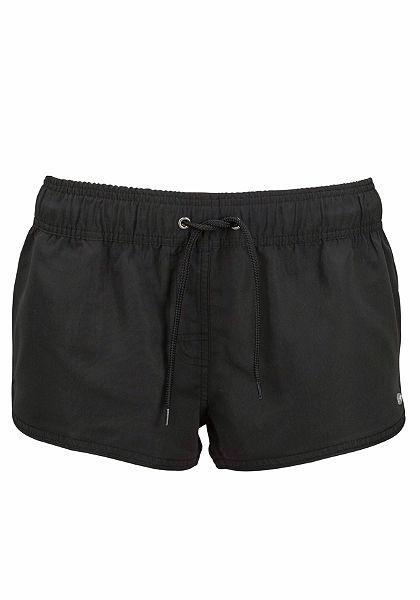 KangaROOS Plavkové šortky »Bali« se zadní kapsou na suchý zip
