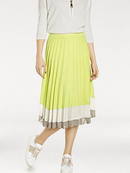 RICK CARDONA by heine Plisovaná sukňa, viacfarebná