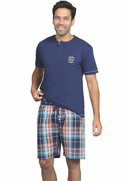 Alan Brown Krátké pyžamo pro pány